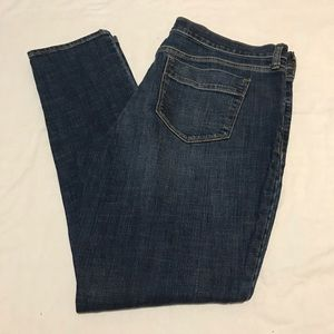 Like New-Old Navy Sweetheart Jeans